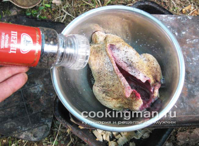 можно носить маринад для горячего копчения утки рецепт собрали