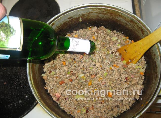 Паста – кулинарный рецепт