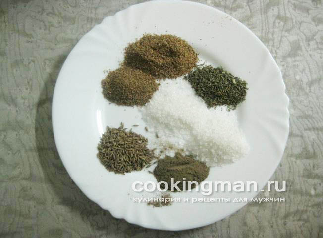 Шашлык из мраморной говядины - Кулинария для мужчин
