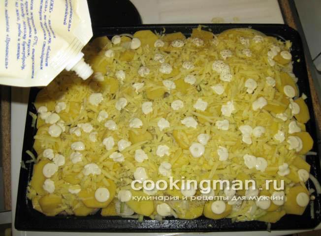 Картошка «по-французски» - Кулинария для мужчин