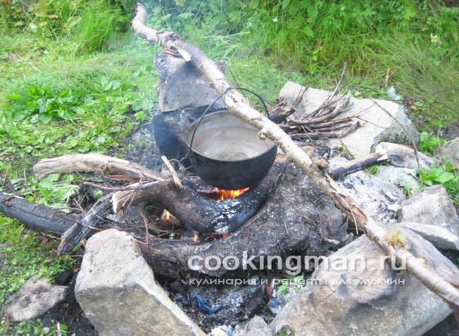 Щи кислые с тушенкой – кулинарный рецепт