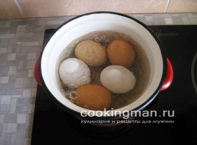 кулинария рецепт салата подсолнух