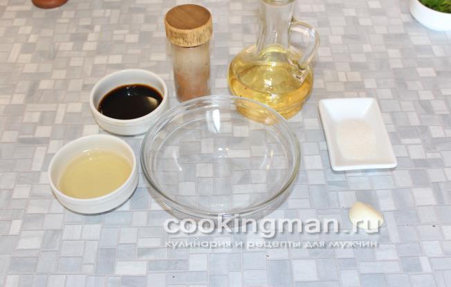 салат из соевой спаржи по корейски