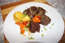 Мясо медведя приготовление