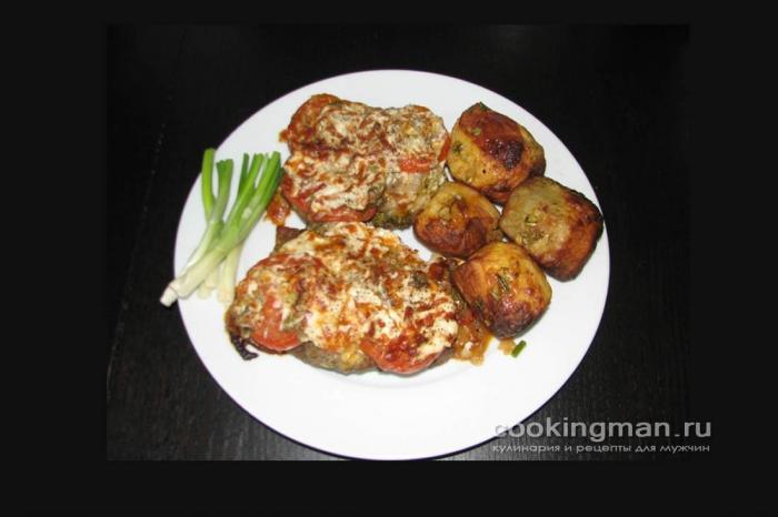 Рецепты из свинины с фото - Кулинария для мужчин