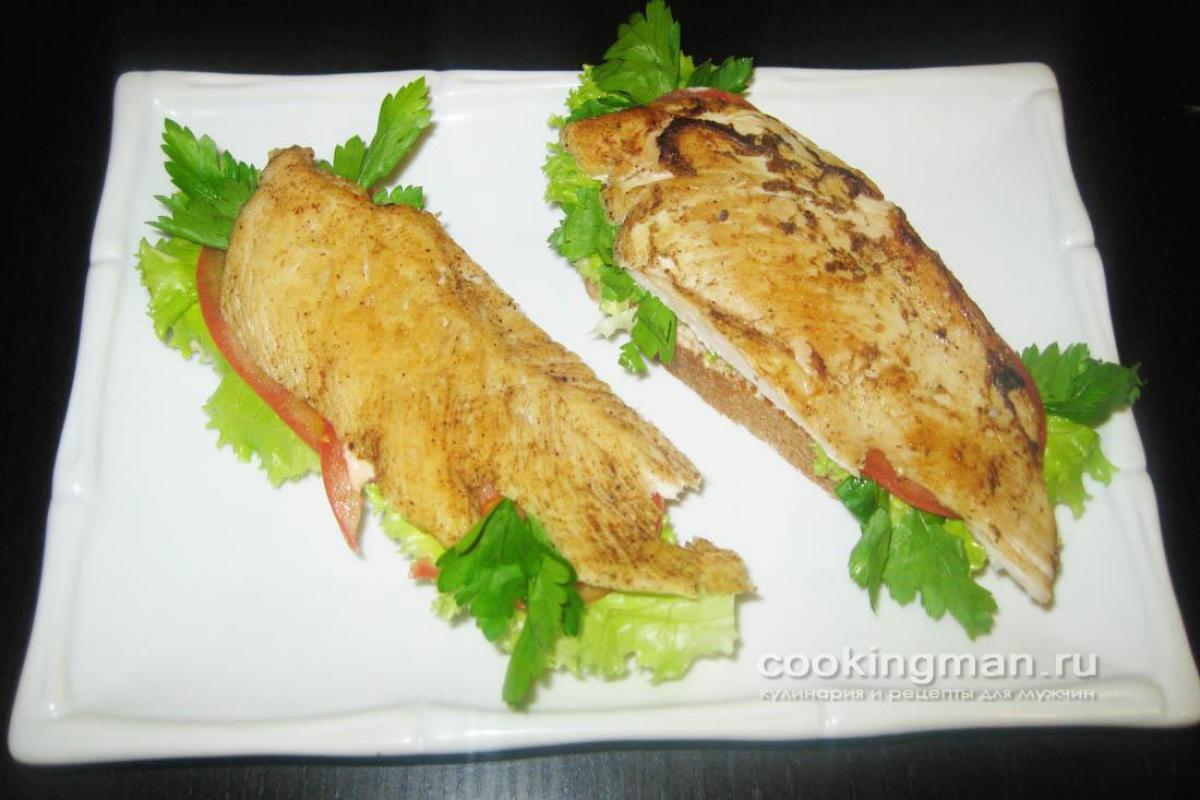 рецепты салатов с жареным куриным филе