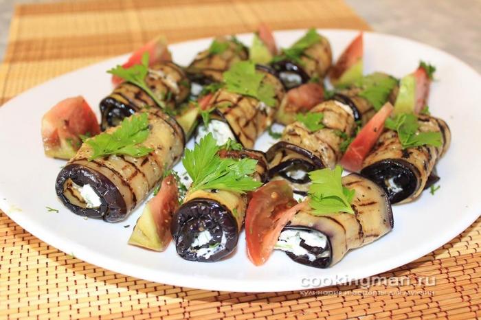 Холодная закуска из трех видов мяса – кулинарный рецепт