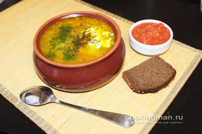 Рецепты супов из различной дичи - Кулинария для мужчин