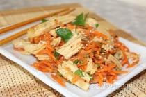 Спаржевый салат рецепты на зиму для запасливых хозяек