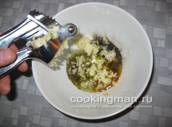 приготовление гуся в духовке пошаговый рецепт с фото