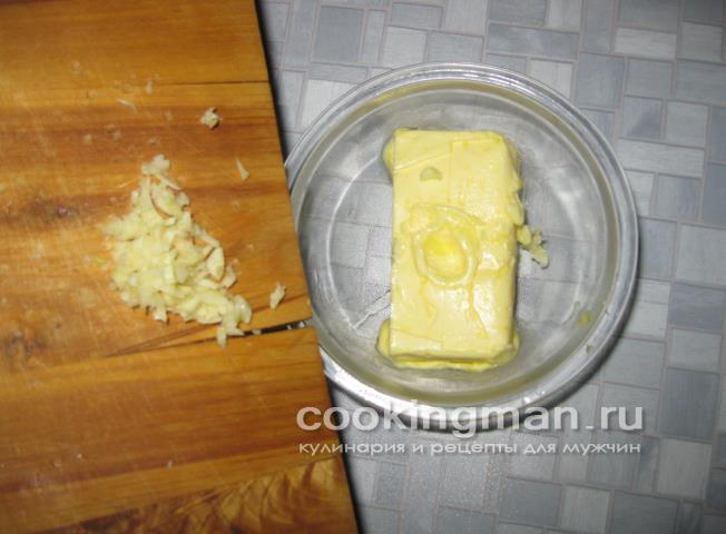 рецепт котлет по киевски