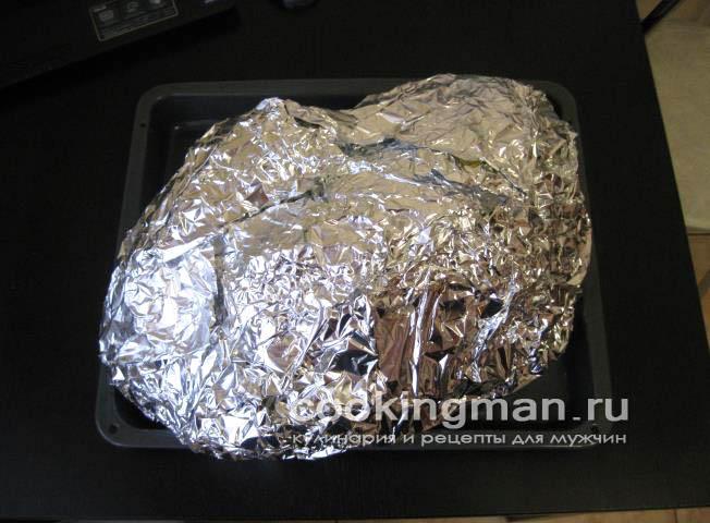 фото рецепт индейки в духовке