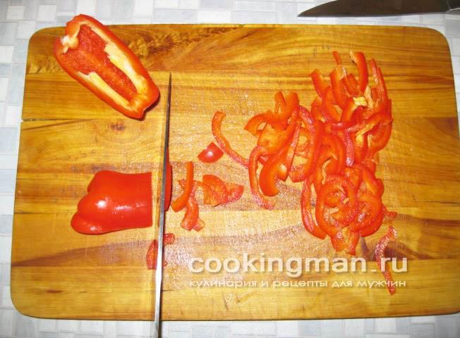 рецепт кесадильи с курицей