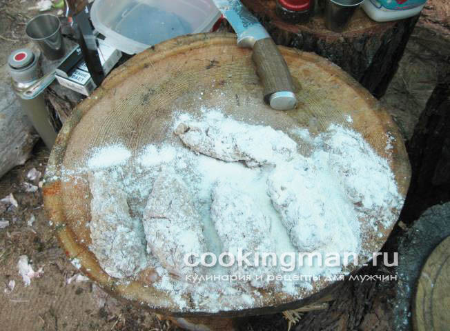Блюда из индейки без духовки