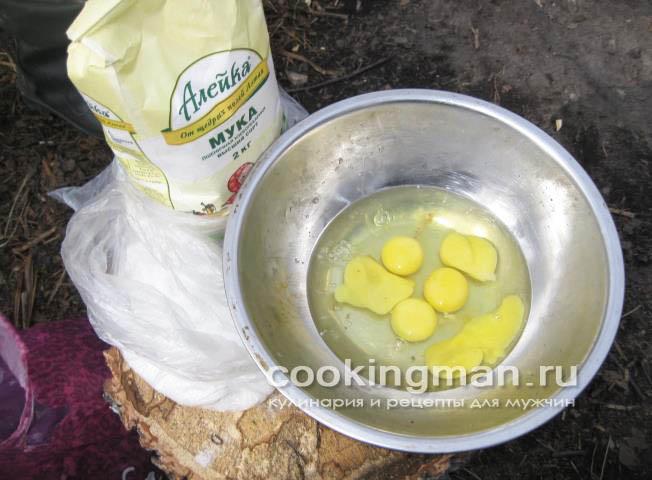суп из куропатки рецепт с лапшой
