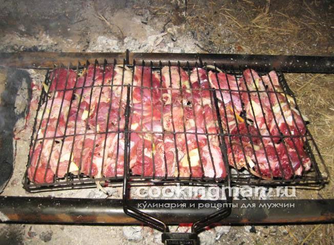 Кулинария рецепт маринования мяса для запекания
