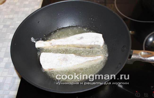 Рецепты приготовления минтая на сковороде пошагово