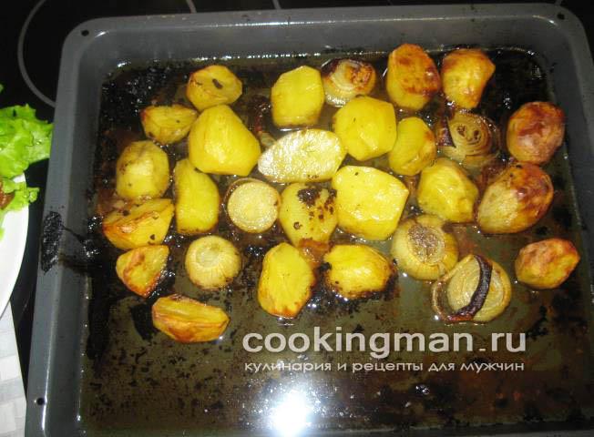 Блюдо: утка с картошкой в духовке рецепт с фото, как ...