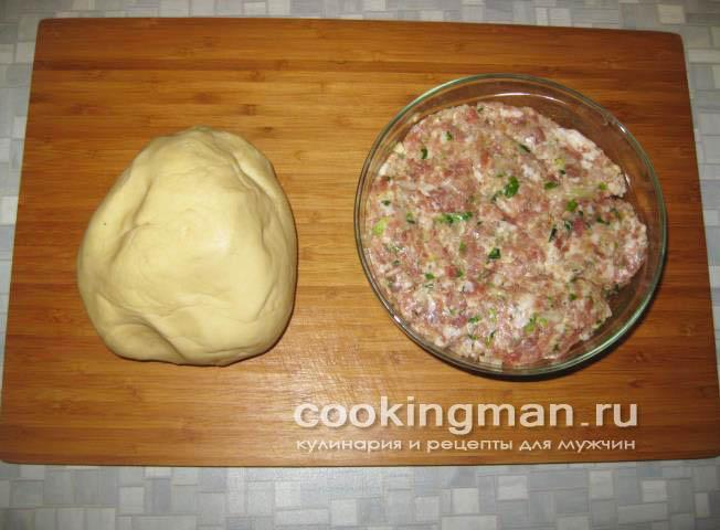 Пельмени с фаршем пошаговый рецепт с