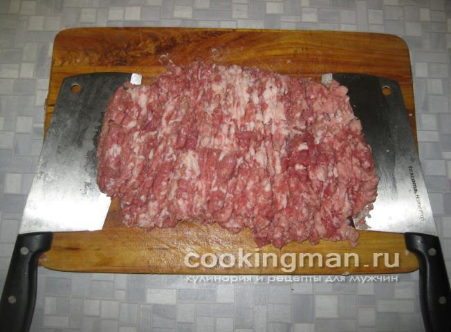 пельмени из свинины рецепт с фото