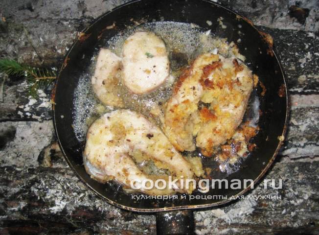 Рецепты приготовления тайменя