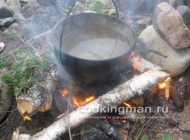 кулинария рецепт суп с грибами