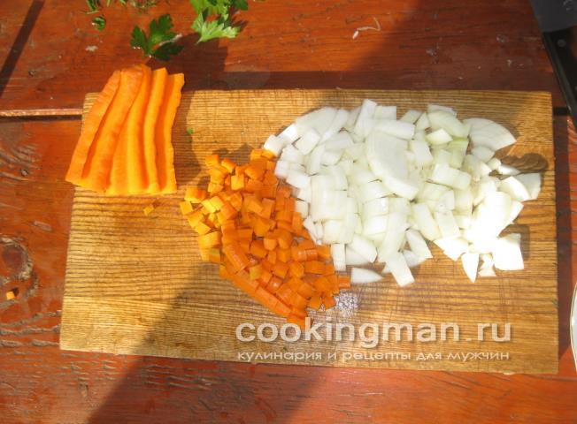рецепты суп из рыбы из семги