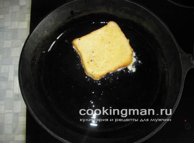 Рецепты без молока на завтрак