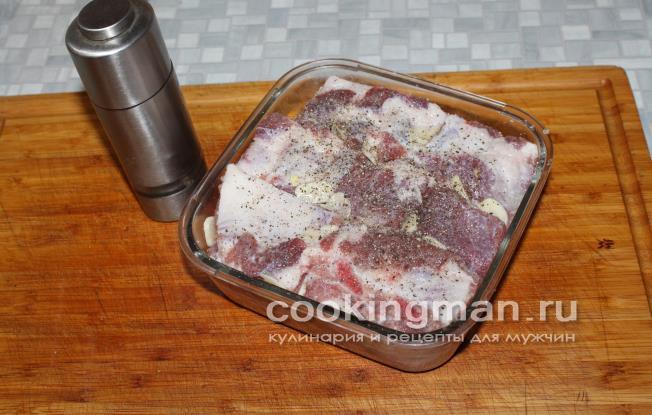 Как приготовить грудинку свиную рецепты